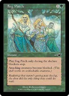 Fog Patch (Foil)