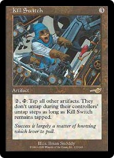 Kill Switch (Foil)