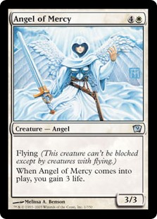 Angel of Mercy (Foil)