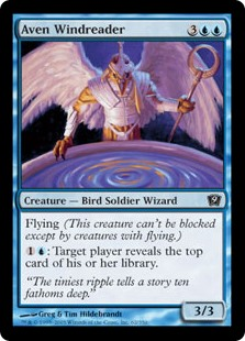 Aven Windreader (Foil)
