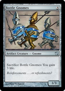 Bottle Gnomes (Foil)