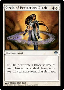 Circle of Protection: Black (Foil)