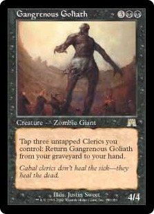Gangrenous Goliath
