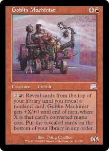 Goblin Machinist