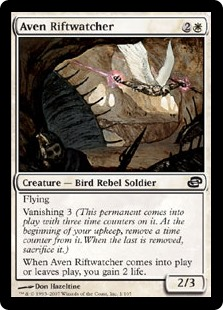 Aven Riftwatcher (Foil)