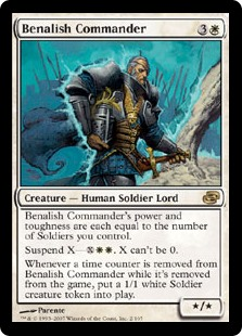 Benalish Commander (Foil)