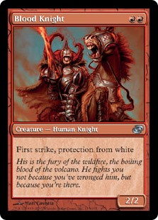 Blood Knight (Foil)