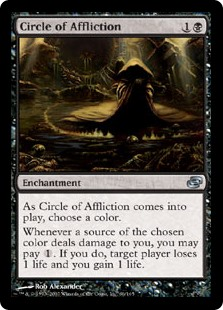 Circle of Affliction (Foil)