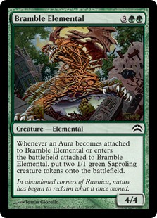 Bramble Elemental