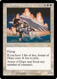 Avatar of Hope (Foil)