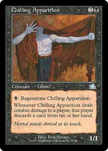 Chilling Apparition (Foil)