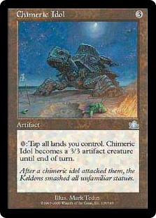 Chimeric Idol (Foil)