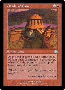 Citadel of Pain (Foil)