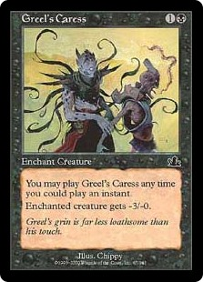 Greel's Caress (Foil)