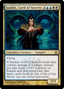 Szadek, Lord of Secrets