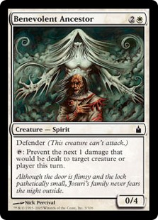 Benevolent Ancestor (Foil) - Click Image to Close