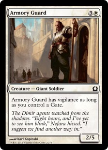 Armory Guard (Foil)