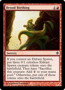 Brood Birthing (Foil)