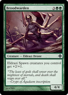 Broodwarden (Foil)