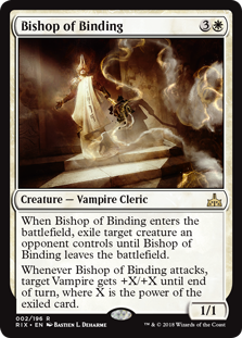 Bishop of Binding (Foil)