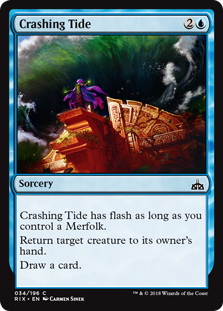 Crashing Tide (Foil)