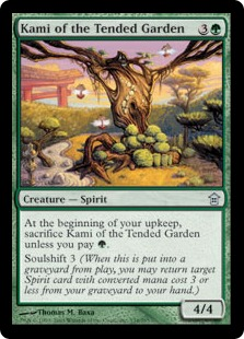 Kami of the Tended Garden