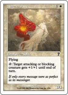 Angelic Page (Foil)
