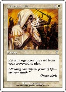 Breath of Life (Foil)