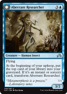 Aberrant Researcher / Perfected Form