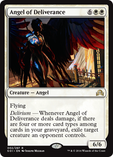 Angel of Deliverance (Foil)