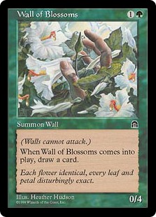 Wall of Blossoms