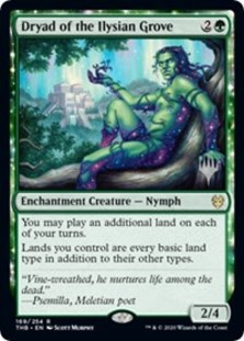 Dryad of the Ilysian Grove (Promo Pack Foil)