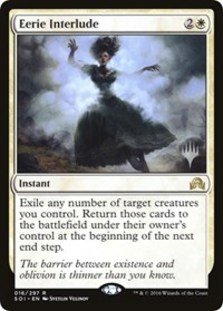 Eerie Interlude (Promo Pack Foil)