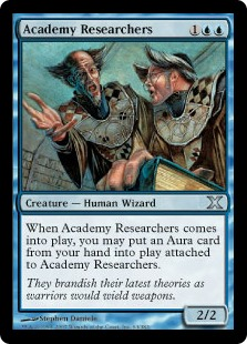 Academy Researchers (Foil)