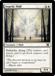 Angelic Wall (Foil)