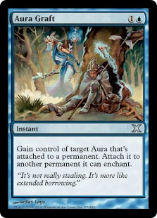 Aura Graft (Foil)
