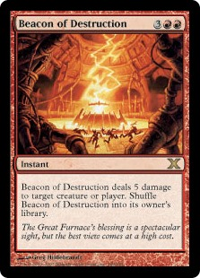 Beacon of Destruction (Foil)