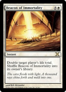Beacon of Immortality (Foil)