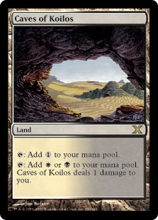 Caves of Koilos (Foil)
