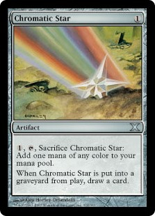 Chromatic Star (Foil)