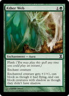 Aether Web (Foil)