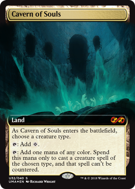 Cavern of Souls - Ultimate Box Topper