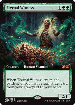 Eternal Witness - Ultimate Box Topper