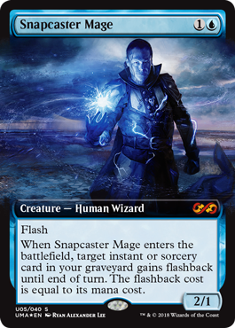 Snapcaster Mage - Ultimate Box Topper