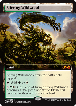 Stirring Wildwood - Ultimate Box Topper