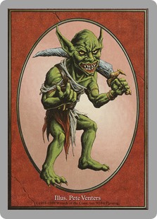 Goblin Token - Unglued