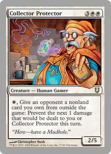 Collector Protector