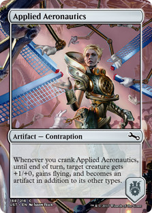 Applied Aeronautics (Foil)