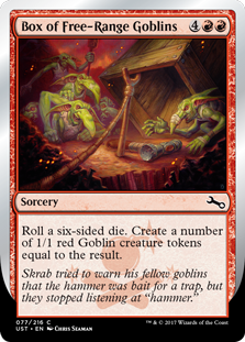 Box of Free-Range Goblins (Foil)