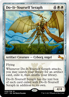 Do-It-Yourself Seraph (Foil)